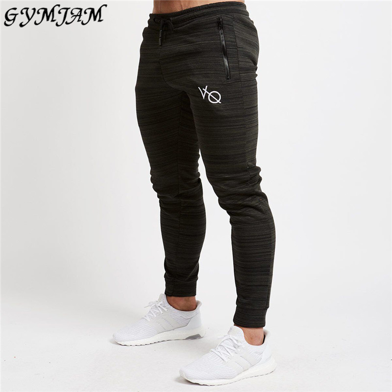 Jogger brand fashion men's trousers 2020 outdoor streetwear casual men's pants exercise fitness sportswear