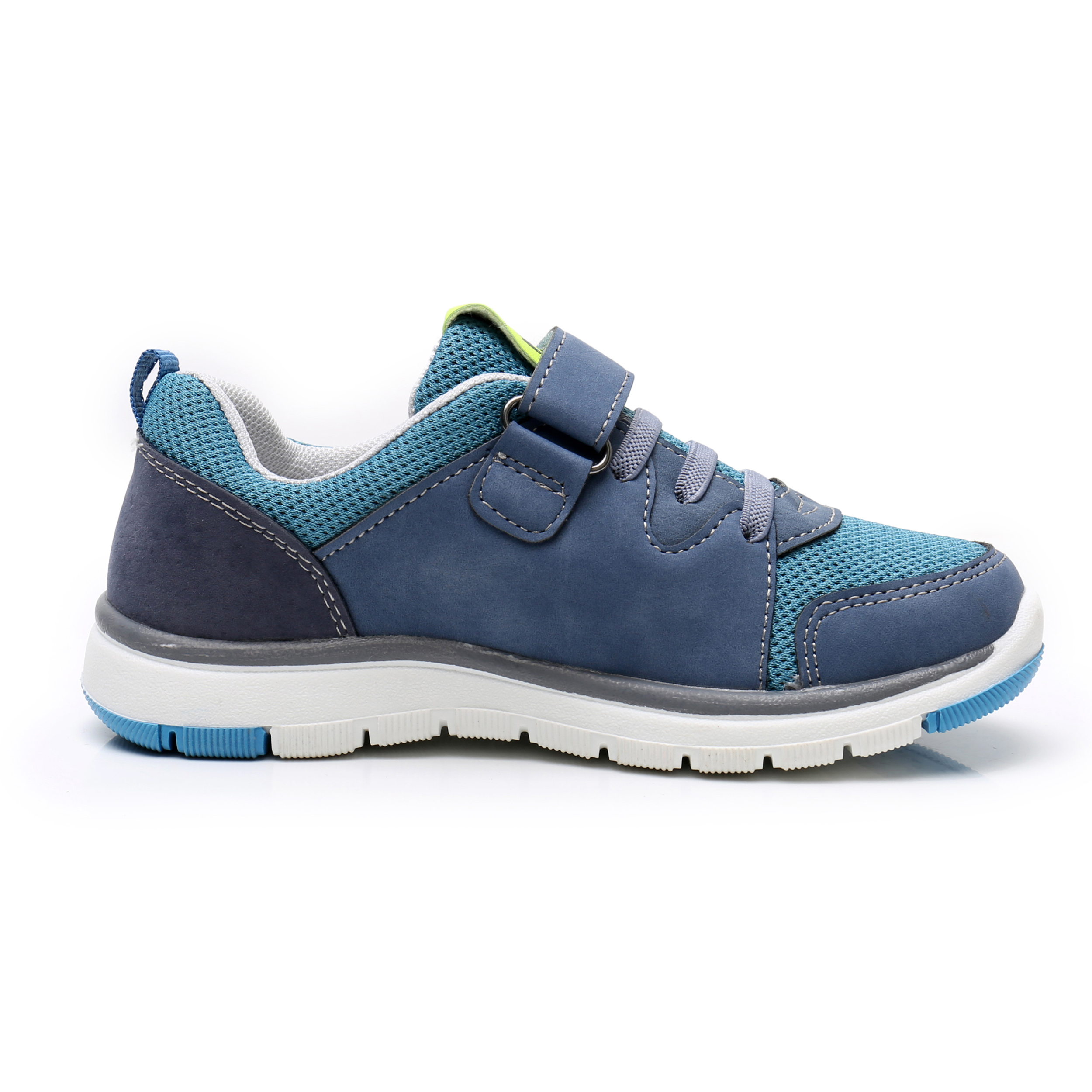 Spring Autumn Boys Casual Shoes PU Leather Toddler Kids Mesh Breathable Boys Sneakers Fashion Sports Trainer EU 26-31