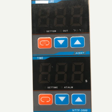 NTTF-3000 serisi zaman sıcaklık kontrolü entegre akıllı metre NTTF-3411
