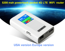 LR513 банк силы 5200mAh 3G и 4G LTE и WiFi маршрутизатор беспроводной разблокирован карманный роутер, два слота для SIM карт порт RJ45 модем автомобиля