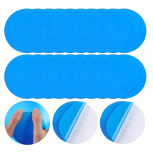 Repair-Patch Stickers Pool-Liner Rubber Swimming-Pool Inflatable Boat Round PVC Vinyl