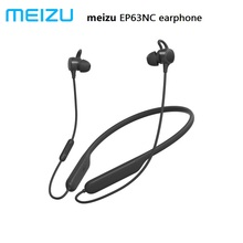 Meizu EP63NC bezprzewodowe słuchawki słuchawki sportowe Bluetooth 5.0 zestaw słuchawkowy stereo IPX5 wodoodporna słuchawka z mikrofonem apt x