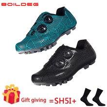 Новинка; обувь для велоспорта; дышащая и водонепроницаемая обувь для горного велосипеда; обувь для гонок; обувь для велоспорта