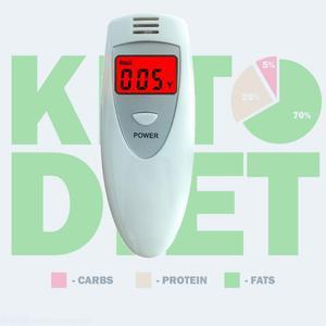 Image 5 - GREENWON ketosis meter breath ketone tester monitor fat burn & weight loss monitor detector keto ketyo meansurement