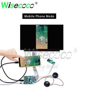 Экран 13,3 дюйма FHD 1920*1080, мультисенсорный, как клавиатура, ЖК-дисплей с мини HDMI edp type-c плата драйвера порта