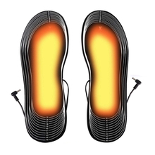 Sock-Pad Feet-Warmer Sports-Heating-Insoles Usb-Heated Outdoor Winter Mat Electric