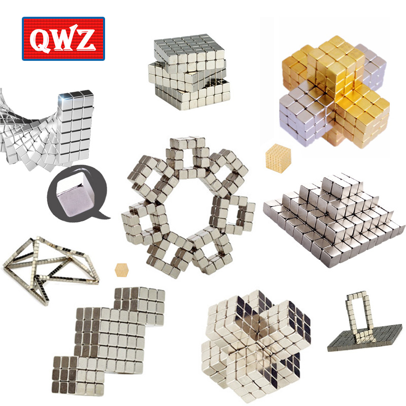 216pcs/set 3mm 4mm 5mm  With Metal Box New Metaballs Neodymium Magnetic Balls Neo Cube Puzzle Magnet