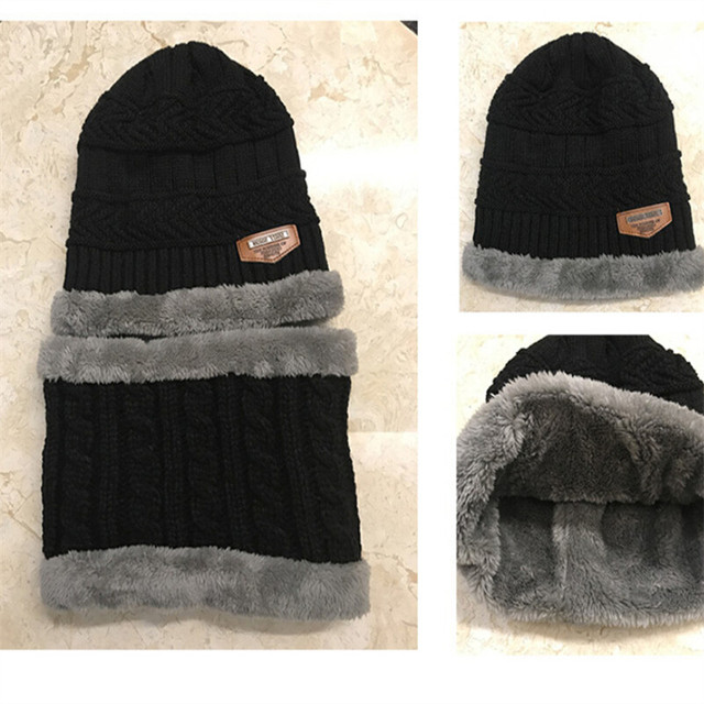 Boys Knitted Wool Hat 5