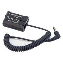 EN-EL15 EN-EL15a EP-5B Dc Coupler Gedecodeerd Dummy Batterij Vervanging Voor Nikon D610 D810 D750 D810A D7200 D500 D7500 D780