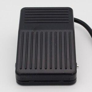 Image 2 - IMC Hot SPDT antypoślizgowy metalowy chwilowy elektryczny przełącznik nożny