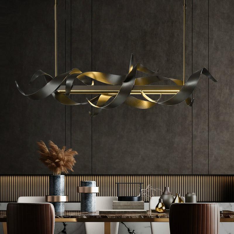 Postmodern light luxury LED ...