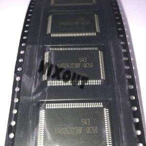 Image 1 - 10 sztuk/partia 100% nowy oryginalny K4D263238F QC50 K4D263238F QFP 100 w magazynie (duży rabat, jeśli potrzebujesz więcej)
