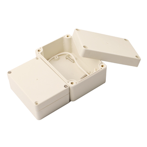 Image 4 - Waterproof Plastic Enclosure Box Electronic Project Instrument Case Electrical Project Box Outdoor Junction Box
