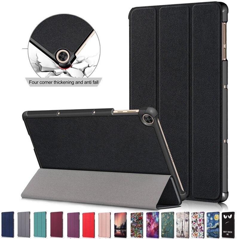 Чехол для Huawei MatePad T10 T10s с откидной подставкой, Магнитный чехол для Funda Huawei Mate Pad T10s T 10s 10,1 дюймов, чехол для планшета для детей