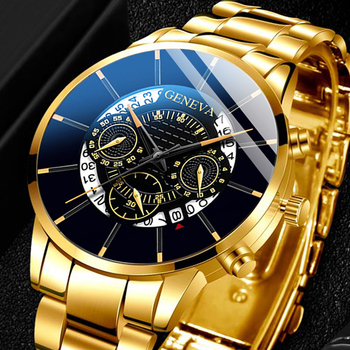 Fashion Mens Watches Male Clock Luxury Quartz Watch Man Casual Stainless Steel Business Calendar Wrist Watch Sports Watches black steel watch men kevin brand casual japan quartz watches man woman crystal purple red hours clock male ladies wrist watches