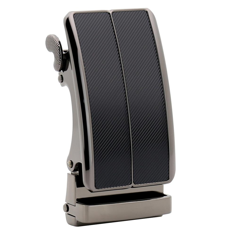 Men's Customized Automatic Adjustable Alloy Buckles For Canvas Leather Belt