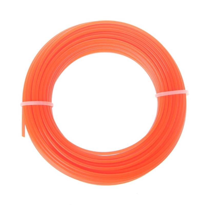 2/2.4/3mm X 15M Nylon Trimmer Line Brush Cutter Strimmer Rope Lawn Mower Wire Q1QC