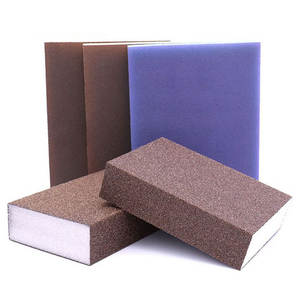 Sander-Tool Block Sanding-Discs Polishing-Sanding-Sponge 320/400-Grit 1pcs
