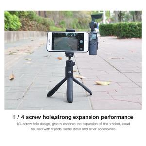 Image 5 - FIMI PALM Mobile Phone Clip Bracket Mount Desktop Tripod for FIMI PALM Handheld Camera Phone Clip Holder Handheld Gimbal Camera