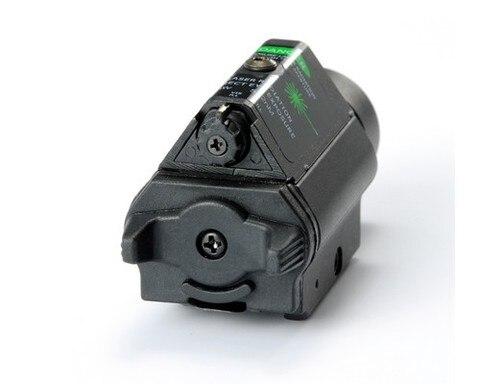 tactical combo metal ponto verde laser visao
