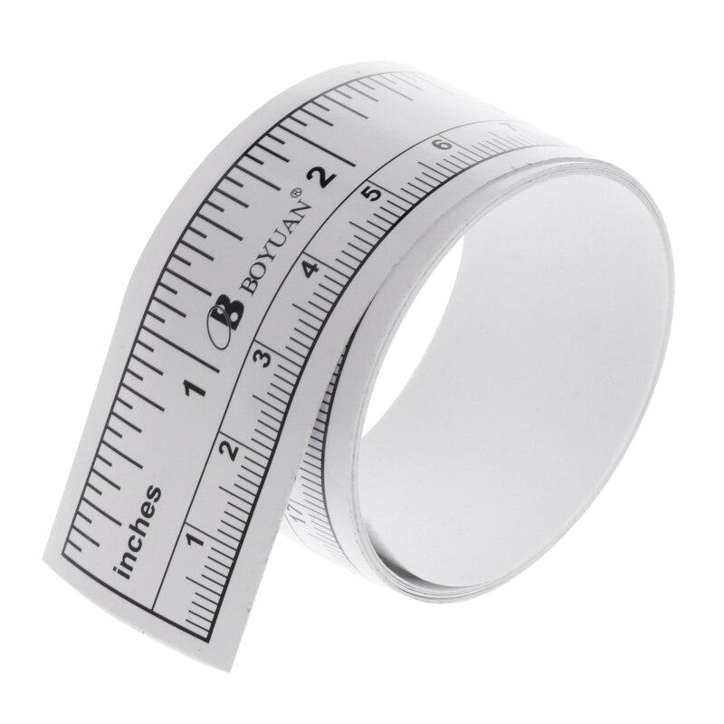 Régua métrica autoadesiva do vinil da fita da medida de 90cm para a etiqueta u1jb da máquina de costura