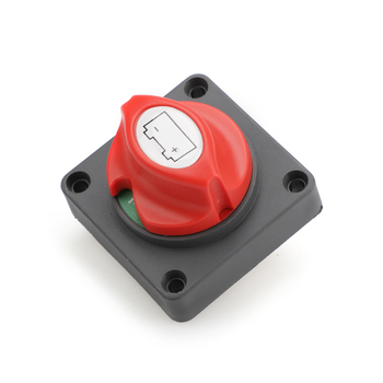 Isolator Disconnect Rotary 12/24V/48V Car RV Battery Selector ON/OFF Switch Replacement Power Switch For Auto Boat Yacht image