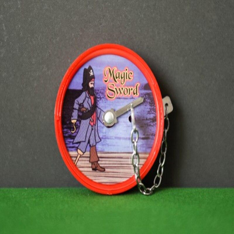 Tenyo l'épée magique tours de magie scène gros plan magie plaisir mentalisme Illusion Gimmicks accessoires apparaissent jouets de disparition