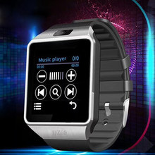 Smart Watch DZ09 Support TF Card SIM Camera Sport Bluetooth Wrist Watch Waterproof Smartwatch Gps Heart Sleep Monitor Smartwatch(China)