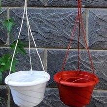 42cm Plant Hanger Flowerpot Holder Hanging Flower Basket Hook Plant Hanger Garden Planter Hooks Flower Pot Holder Home Gardening