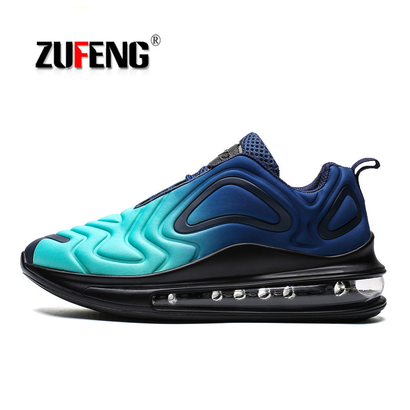 Brand Air Cushion Running Shoes For Men Sneakers  Athletic Shoes Men Breathable Jogging Trainers Mesh Chaussure Homme Sport 720