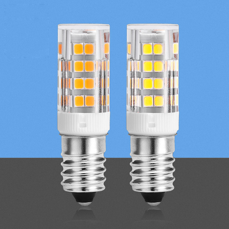 Mini E14 LED Light Bulb 5W 7W 9W 12W 15W 18W 220V SMD Ceramic Lamp Replace Halogen For Candle Crystal Chandelier Refrigerator