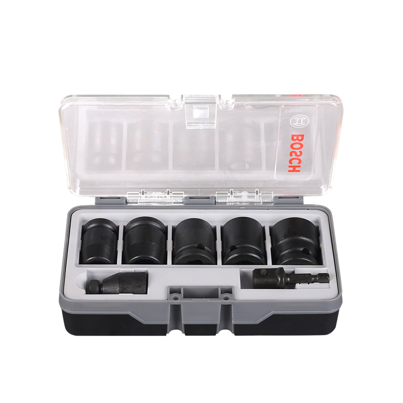 Tools : Bosch electric wrench socket head 13-24mm small jackhammer socket heavy hex set adapter Bosch socket set