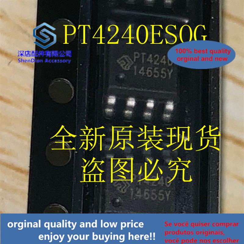 20pcs 100% Orginal And New PT4240ESOG PT4240 SOP8 Best Qualtiy