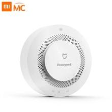 Xiao mi mi jia honeywell rookmelder Fire Alarm Sensor Werken Met Multifunctionele Gateway 2 Smart home Security Mi App controle