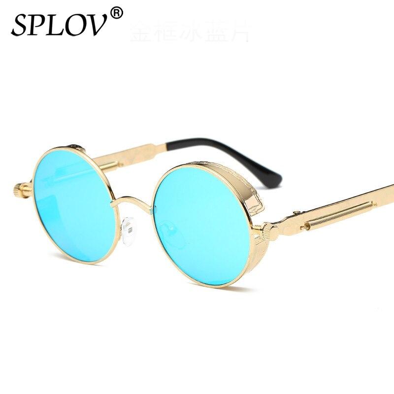 Gold / Blue