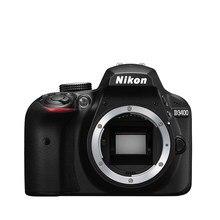 Nikon – appareil photo reflex numérique D3400 d'occasion, connectivité Bluetooth, format CMOS 4.1, 2mp dx Fonctionnalité Wi-Fi