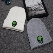 Bonnet tricoté vert bon t pour femmes, chapeau brodé brodé pour hommes