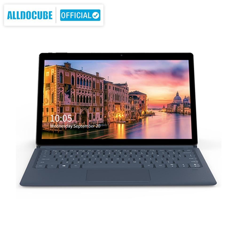 ALLDOCUBE Knote 11.6 Inch Tablet PC 1920*1080 IPS Full-view Windows10 Intel Apollo Lake N3450 Quad-core 4GB RAM 64GB ROM Tablet