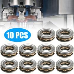 10pcs F8-16M Miniature Thrust Bearing High Precision Durable Axial Metal Ball Bearing 8*16*5mm