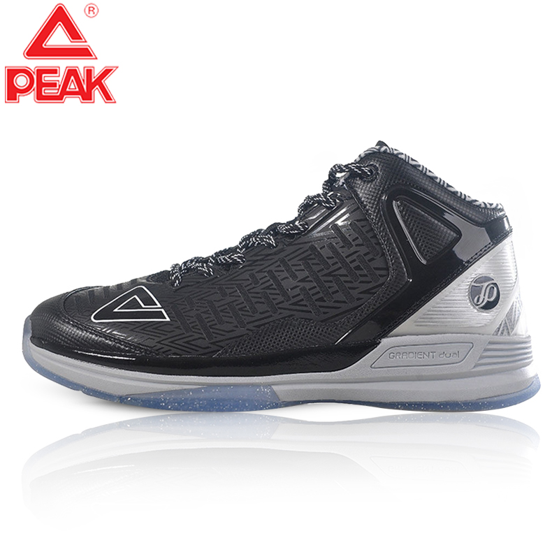 PEAK TONY PARKER TP9-II Mens Basketball Shoes Playoffs Superstar Basketball Sneakers Street Actual Combat Sports Shoes