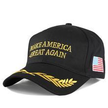 Baseball Cap Women Make American Great Again Womens Embroidery Snapback Hat for Men Casual Adjustable Hip Hop Gorros Wholesale
