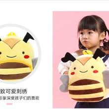2021 3D Cartoon Plush Children Backpacks kindergarten Schoolbag Animal Kids Backpack Children School Bags Girls Boys Backpacks