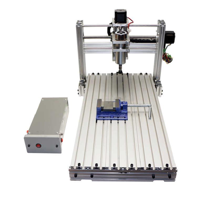 USB CNC 6020 5 axes CNC routeur bois sculpture machine travail du bois fraisage gravure machine
