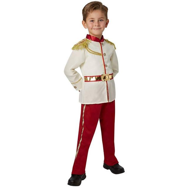 Boys Charming Prince Costume
