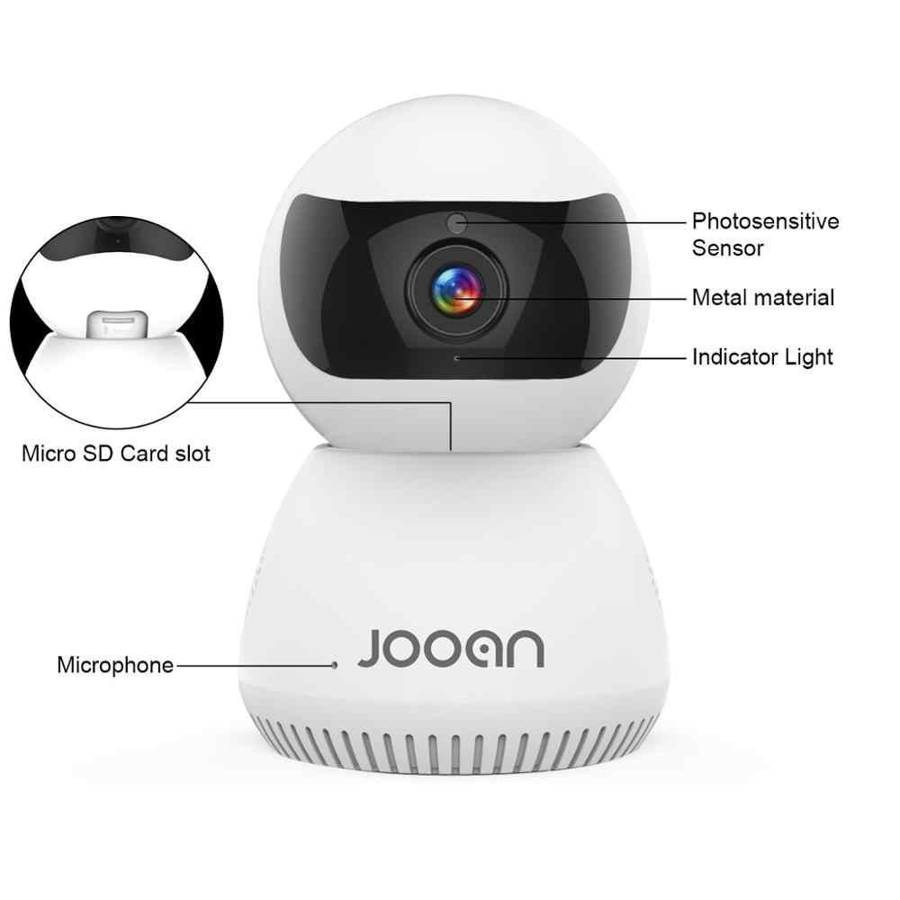 JOOAN IP Kamera Wireless AI Tuya Smart IP Kamera Automatische Tracking Mit Voll Duplex Zwei Weg Intercom Für Sicherheit Überwachung