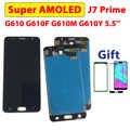 5.5'' Test Screen For Samsung Galaxy J7 Prime Display G610 Assembly Screen Touch On7 Prime G610M G610F G610 Super AMOLED J7Prime