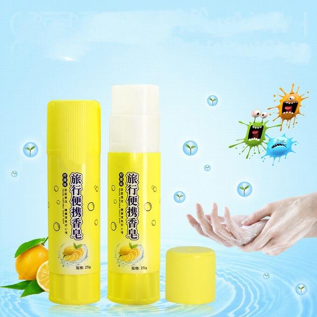 1pcs Travel Soap Paper Washing Hand Bath Clean Portable Soap Tablets Mini  Hand Washing Soap Sterilize Safty Soaps 2