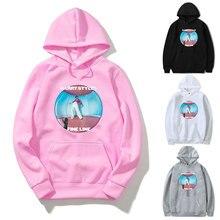 Streetwear Hoodies Sweatshirt Women Harr