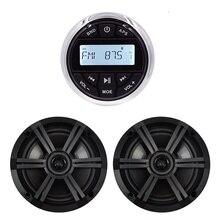 Marine Stereo Radio Audio Bluetooth FM AM Receiver MP3 Playe