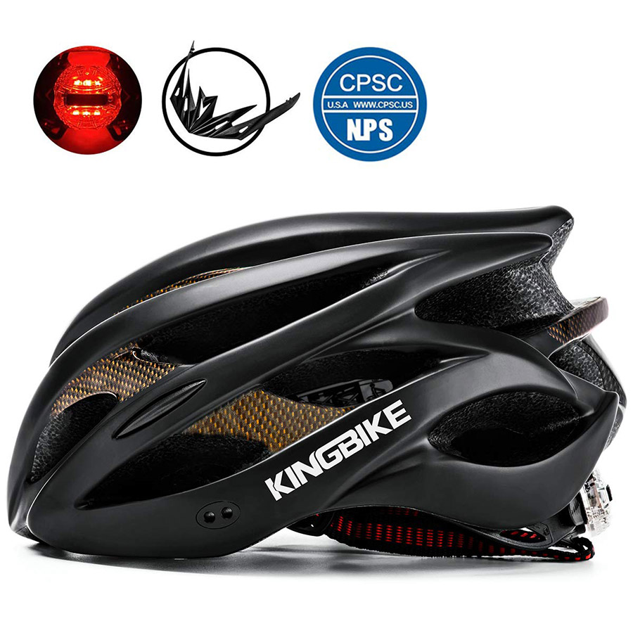 12 Colors Bicycle Helmet Bike Cycling Adult Road Carbon Mountain Safety Helmets